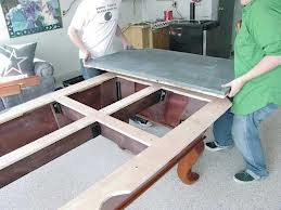 Pool table moves in Kansas City Missouri