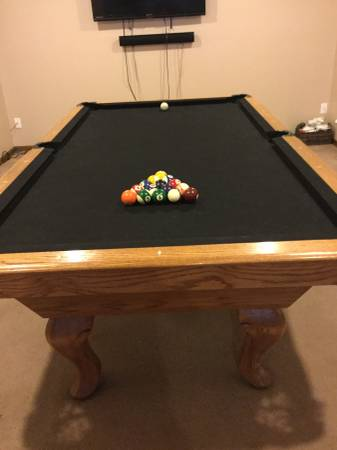 Pool Tables For Sale Listings Kansas CitySOLO Pool Table Movers - Thomas aaron pool table