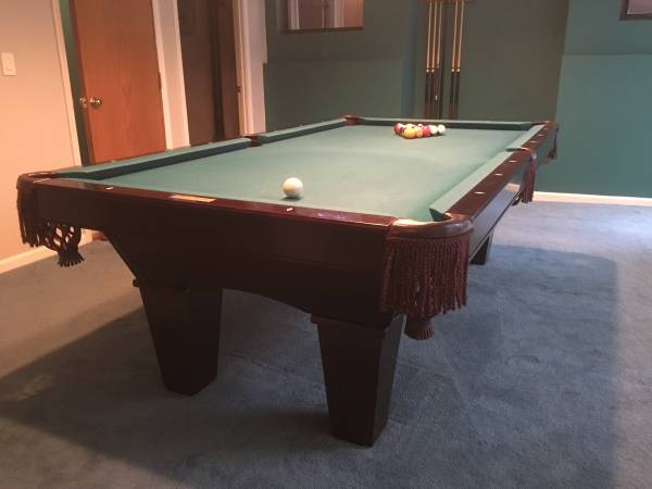 Pool Tables For Sale Sell A Pool Table In Kansas City Missouri - Moving a pool table by yourself