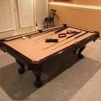 Golden West Pool Table