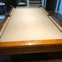 Brunswick 8ft Slate Pool Table