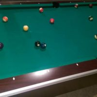 Valley Coin-op Pool Table