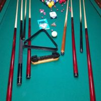 Olhausen Pool Table With All The Extras