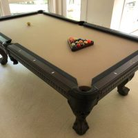 Almost New Pool Table.