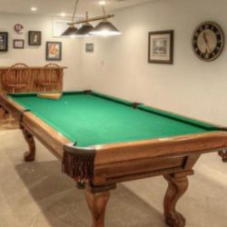 8' AE Schmidt Pool Table